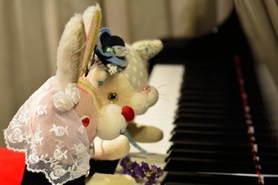 Pianist Mieko Eigen
